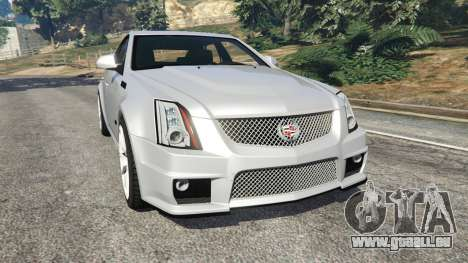 Cadillac CTS-V 2009 pour GTA 5