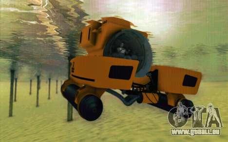 GTA 5 Kraken v1 für GTA San Andreas