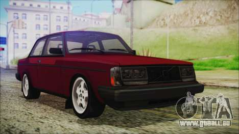 Volvo Turbo 242 Evolution Turbo 1983 für GTA San Andreas