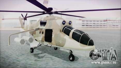 GTA 5 Savage für GTA San Andreas