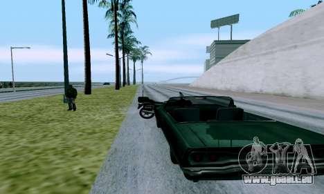uM ENB pour la faiblesse du PC pour GTA San Andreas deuxième écran