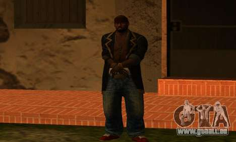 Mens Mega Pack für GTA San Andreas siebten Screenshot