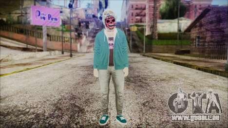 GTA Online Skin 21 für GTA San Andreas zweiten Screenshot