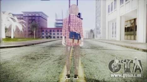 Life Is Strange Episode 3 Max Amber pour GTA San Andreas troisième écran