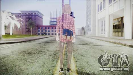 Life Is Strange Episode 3 Max Amber für GTA San Andreas dritten Screenshot