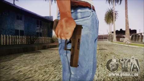 PayDay 2 STRYK 18c für GTA San Andreas dritten Screenshot