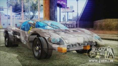 Ferrari P7 pour GTA San Andreas