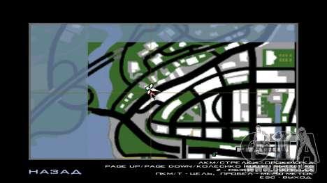 Italian bar Gangstaro in Der Heiligen für GTA San Andreas sechsten Screenshot