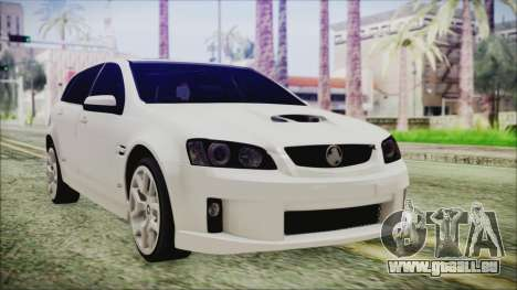 Holden Commodore VE Sportwagon 2012 pour GTA San Andreas