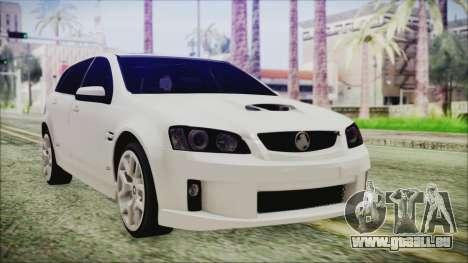 Holden Commodore VE Sportwagon 2012 für GTA San Andreas