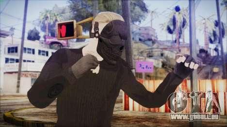 GTA Online Skin 53 pour GTA San Andreas
