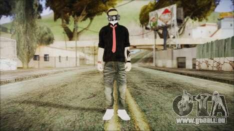 GTA Online Skin 15 pour GTA San Andreas deuxième écran