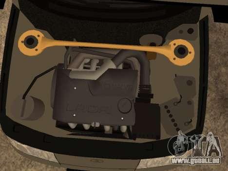 VAZ 2110 DPS für GTA San Andreas Motor