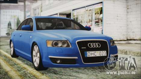 Audi A6 pour GTA San Andreas