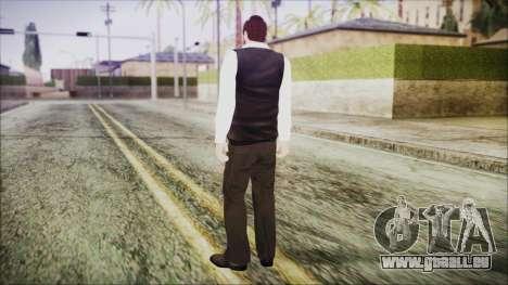 GTA Online Skin 41 pour GTA San Andreas troisième écran