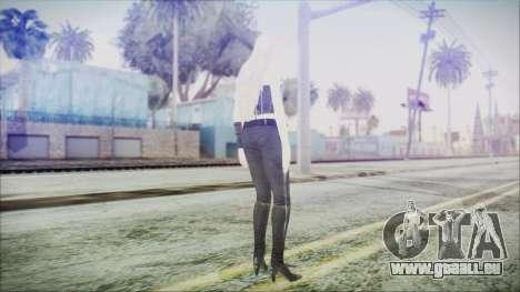 DMC4 Trish für GTA San Andreas dritten Screenshot