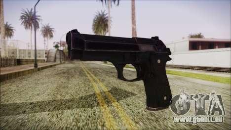 PayDay 2 Bernetti 9 pour GTA San Andreas