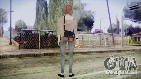 Life is Strange Episode 5-4 Max pour GTA San Andreas troisième écran