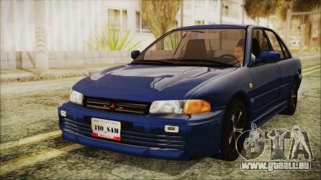 Mitsubishi Lancer 1998 für GTA San Andreas