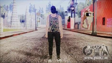 GTA Online Skin 6 für GTA San Andreas zweiten Screenshot