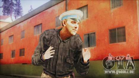 World In Conflict Lebdjev pour GTA San Andreas