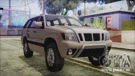 GTA 5 Canis Seminole IVF für GTA San Andreas