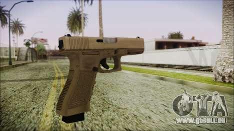 PayDay 2 STRYK 18c für GTA San Andreas zweiten Screenshot