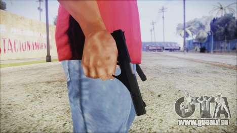 GTA 5 Vintage Pistol - Misterix 4 Weapons pour GTA San Andreas