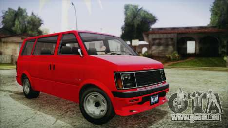 GTA 5 Declasse Moonbeam IVF pour GTA San Andreas