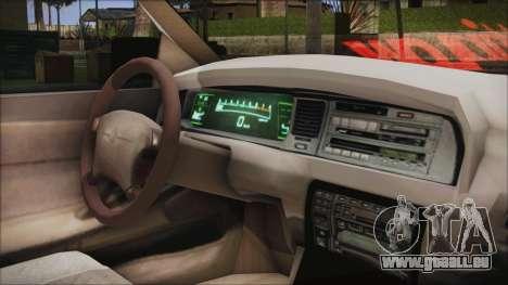Toyota Crown VIP für GTA San Andreas rechten Ansicht
