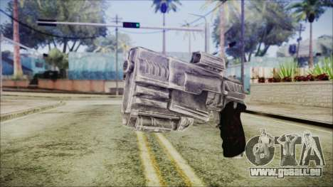Fallout 4 Heavy 10mm Pistol pour GTA San Andreas