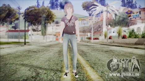 Life is Strange Episode 5-1 Max für GTA San Andreas zweiten Screenshot