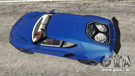 Lamborghini Asterion 2015 für GTA 5