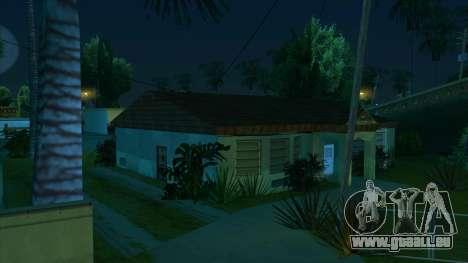 ENB Settings Janeair 1.0 Light für GTA San Andreas dritten Screenshot