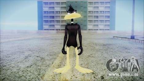 Daffy Duck pour GTA San Andreas deuxième écran
