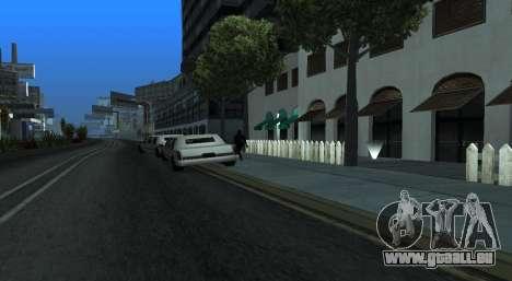 Italian bar Gangstaro in Der Heiligen für GTA San Andreas dritten Screenshot