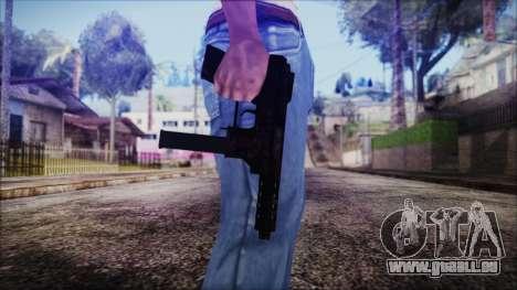 TEC-9 Search and Rescue pour GTA San Andreas troisième écran