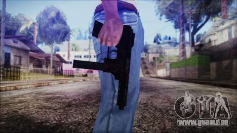 TEC-9 Search and Rescue für GTA San Andreas dritten Screenshot