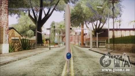 Finn Sword from Adventure Time pour GTA San Andreas deuxième écran