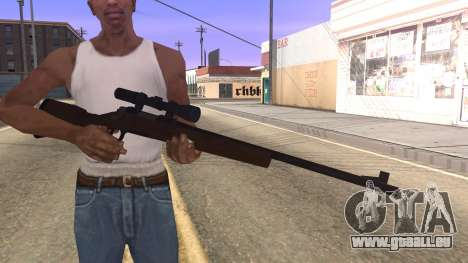 Remington 700 HD für GTA San Andreas