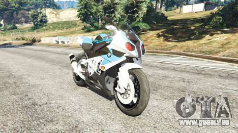 BMW HP4 für GTA 5