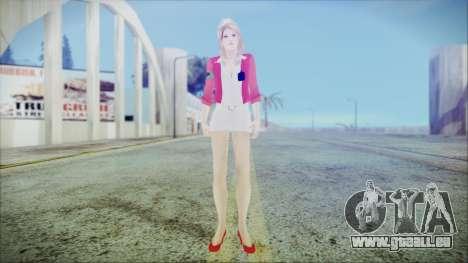 Lisa Garland Nurse Silent Hill für GTA San Andreas zweiten Screenshot