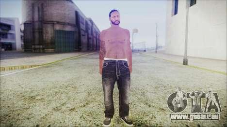 Skin GTA Online 1 für GTA San Andreas zweiten Screenshot