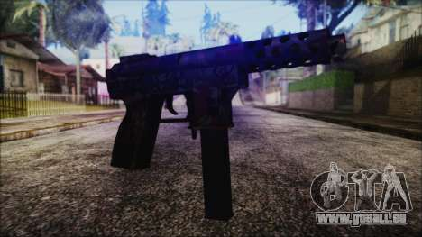 TEC-9 Search and Rescue für GTA San Andreas