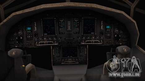 Tom Clancys Splinter Cell Blacklist Scout pour GTA San Andreas vue de droite