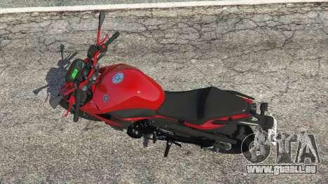 Yamaha XJ6 für GTA 5