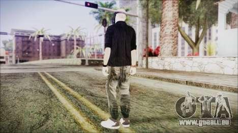 GTA Online Skin 15 pour GTA San Andreas troisième écran