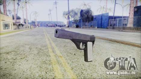 GTA 5 Vintage Pistol - Misterix 4 Weapons für GTA San Andreas zweiten Screenshot