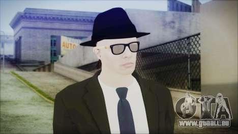 GTA Online Skin 49 pour GTA San Andreas