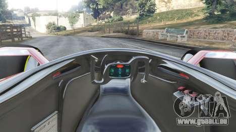 GTA 5 Ferrari F1 Concept hinten rechts